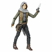 Star Wars The Black Series Rogue One Sergeant Jyn Erso - $15.08