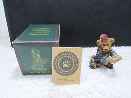 1995 Boyd's Resin Wilson as Melchior with Gold Nativity Series #2 Collec... - $14.95