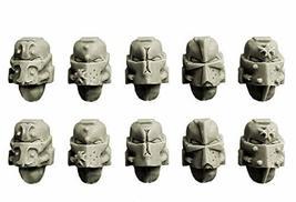 Spellcrow Conversion Bits Templar Space Knight Helmets