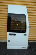 2010-13 Ford Transit Connect Back Rear Door Tailgate Right Side RH image 1