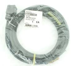 NEW BRAD HARRISON E472T30062C4H DIN 43650 10MM (FORM B) 24V, 3M 20/3 BLK CORD image 1