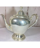 Antique Rogers & Bros Silver Plated Teapot 2302 - $84.15