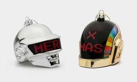 DAFT PUNK Ornament Christmas Discovery Random Access Memories Helmet Figure - $860.30