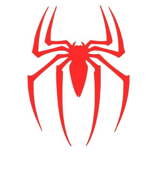 эмблема человека паука картинки карандашом все знаем