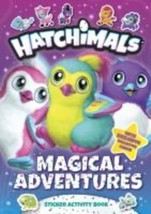 Magical Adventures : Sticker Activity Book - $27.59