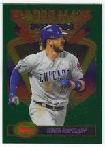 2020 Topps Finest Flashbacks #113 Kris Bryant - Chicago Cubs AS - $6.92