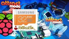 SD Card Attract Mode Retropie for Raspberry pi 2 or 3 including 12k+ sof... - $40.00+