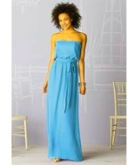 Mother of the Bride / Bridesmaid dress 6615....Turquoise...Size 2 - $49.49