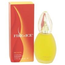 Fire & Ice By Revlon Cologne Spray 1.7 Oz 413368 - $14.53