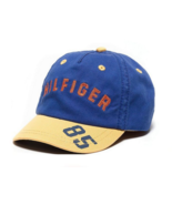 Tommy Hilfiger Kids Logo Baseball Cap Yellow/Blue (8 - 10 Years)  Hat Ad... - $24.99
