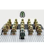 Star Wars Commander Gree 41st Kashyyyk Clone Troopers 21pcs Custom Minif... - $29.99