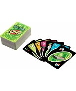 Mattel Games UNO Rick and Morty - $12.86