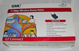 11 mbps wireless access point smc networks smc2655w - $17.82