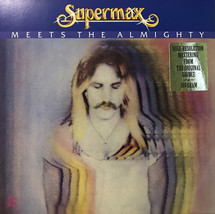Supermax – Meets The Almighty Reissue, Remastered, Stereo LP VINYL - £43.59 GBP