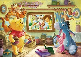 *200-piece jigsaw puzzle Disney Winnie the Pooh Friends memory (22.5x32cm) - $13.97