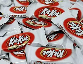 Easter Kit Kat White, Crisp Wafers White Chocolate Candy Bar, Snack Size... - $19.99