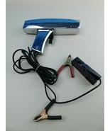 Vintage Chrome Timing Light Gun Mancave Decor Mechanic Steampunk - $19.79