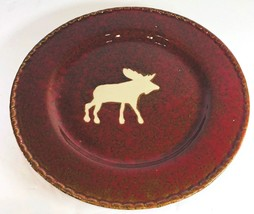 Dennis East Woodland River Moose Rustic Stoneware Dinnerware Collection - $10.89+