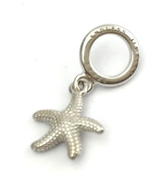 Endless Jewelry Starfish Sterling Silver Charm Bead, 43205, New - $28.49