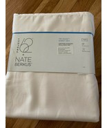 Twin fitted sheet new cotton 3 piece bed Set CREAM 500 Thread Count - $9.89