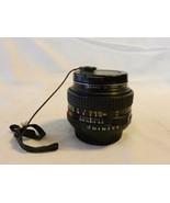 Vintage Minolta 50mm Wide Angle MD 1:1.7 Lens, and Filter - $89.09