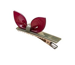 Set of 2 Rabbit Ear Hair Pin Fashion Hair Clip/Hairpin,Red