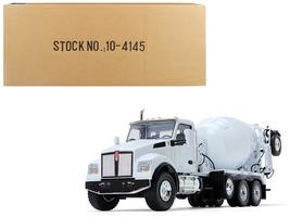 Kenworth T880S with McNeilus Bridgemaster? Mixer White 1/34 Diecast Model by Fir - $138.58