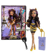 Year 2012 Monster High Scaris City of Frights Deluxe 11 Inch Doll Clawde... - $79.99