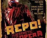 DVD - Repo The Genetic Opera DVD