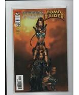 Witchblade / Tomb Raider #1 - December 1998 - Top Cow / Image Comics - T... - $19.59