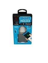 Tzumi Klic Smart Keyless Padlock 2-In-1 Bluetooth With App Or Manual Loc... - $12.67