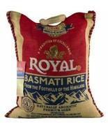 Royal Basmati white Rice Premium Aged 20 Lb. Free Shipping - $42.56