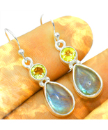Haunted FREEBIE 3X OVERCOME NEGATIVE DARKNESS MAGICK 925 EARRINGS WITCH ... - $0.00