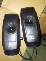 Logitech S120 Multimedia Speakers Computer Speaker System Plug n Play - $14.03