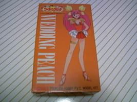 Tsukuda Hobby 1/6 Kit Modellino Matrimonio Peach Statuetta Non Colorato - $1,595.76
