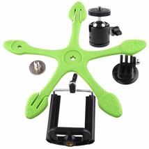 1pcs For Mini Tripod Mount Portable Flexible Stand/Holder for i Phone Gopro - $15.99