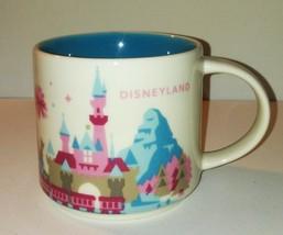 Disneyland Starbucks Mug / You Are Here YAH / Disney Parks / 10 oz / Cof... - $48.49