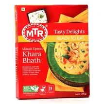MTR Ready To Eat - Khara Bhath, 300 gm Carton - $11.20