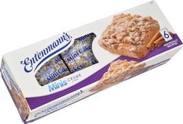 Entenmanns Mini Crumb Cake Bundle (1 Mini Crumb Cake amd 1 Box Crumb Don... - $22.47