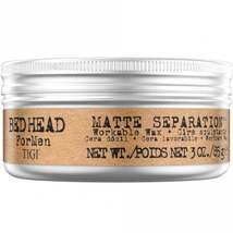 Tigi Bed Head For Men Matte Separation Workable Wax 85g (Free Shipping To Uk) - $14.65