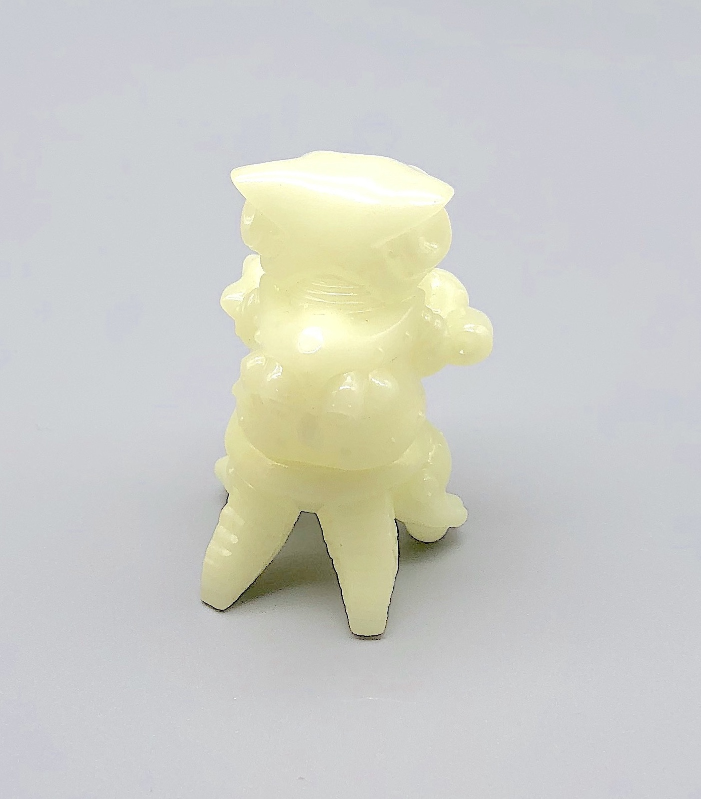 Max Toy GID (Glow in Dark) Mini Mecha Nekoron - Double Tail Version