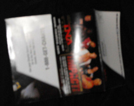 TNA cable subscriber foldout poster Charter 2004 - $14.99
