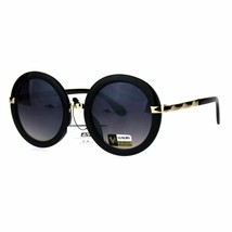 VG Designer Fashion Sunglasses Womens Vintage Round Frame UV 400 - $11.95