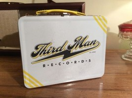 Third Man Records Lunch Box with Thermos - Jack White Nashville - $23.36