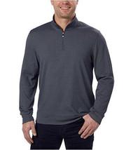 Calvin Klein Men's Quarter Zip Pullover Atlantis Size: XXL - $23.64