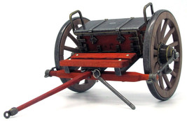 Civil War Cannon Limber - Collectible - $42.99