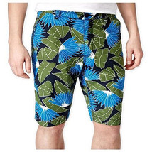 NEW MENS AMERICAN RAG SLIM FIT TROPICAL PRINT BOARD SHORTS 32 - $14.99