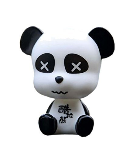 Creative Beautiful Cartoon Panda Car Ornaments