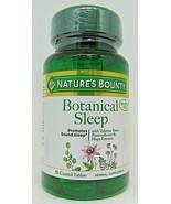 Natures Bounty Botanical Sleep Coated Tablets 30 tablets Exp.11/21 - $13.85