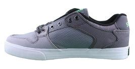 Supra Men's Vaider Low Fade Grey/White Nylon Skateboard Shoes Sneaker S36042 NIB image 3